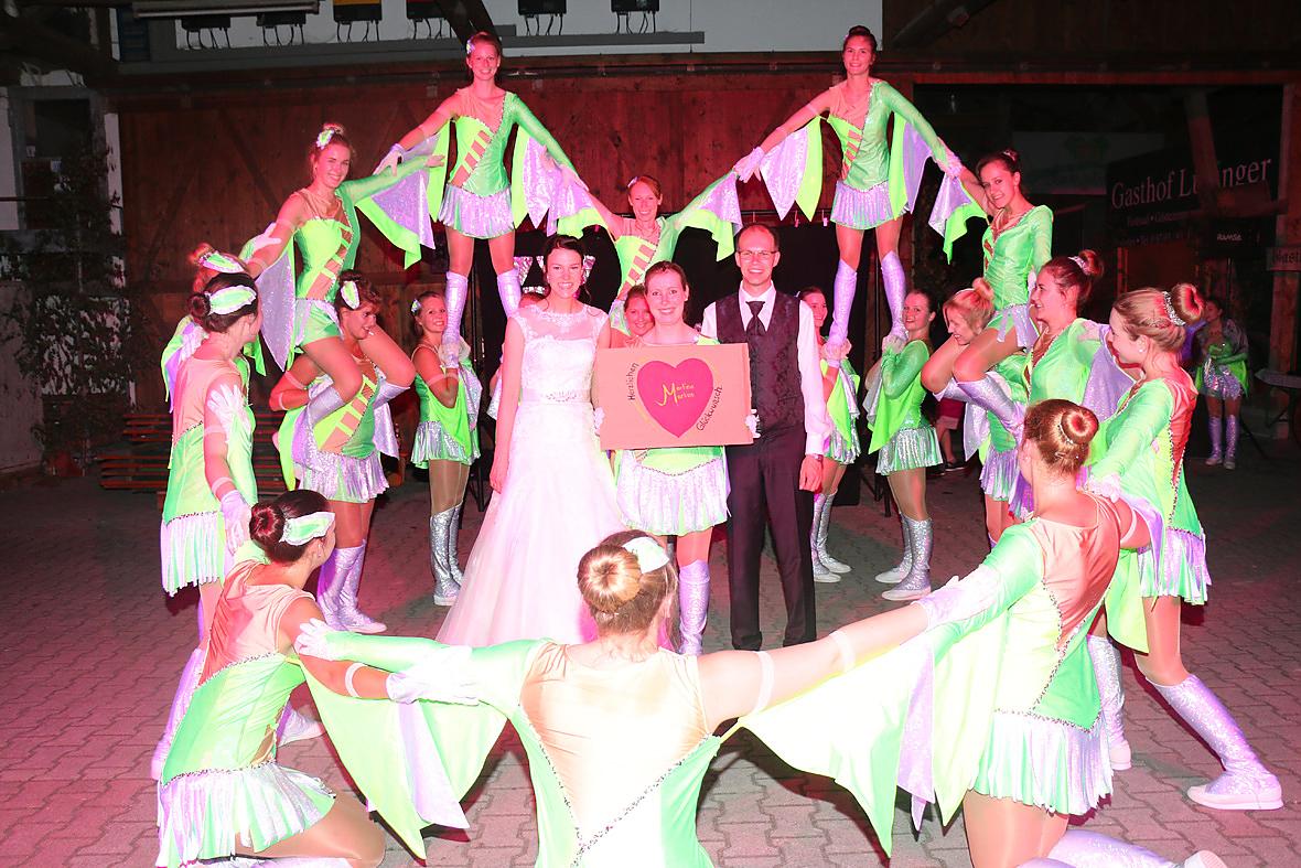 Auftritt Hochzeit Mirskofen A Gruppe Gasthaus Luginger